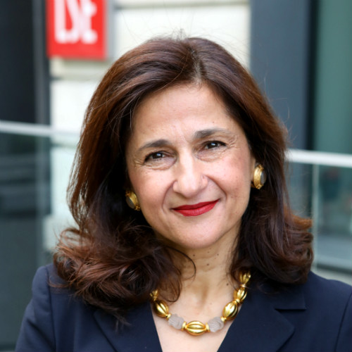 LSE Director Minouche Shafik