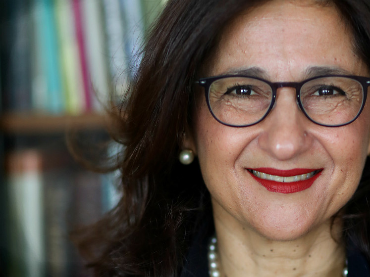 Introducing the Consultation with LSE Director Minouche Shafik