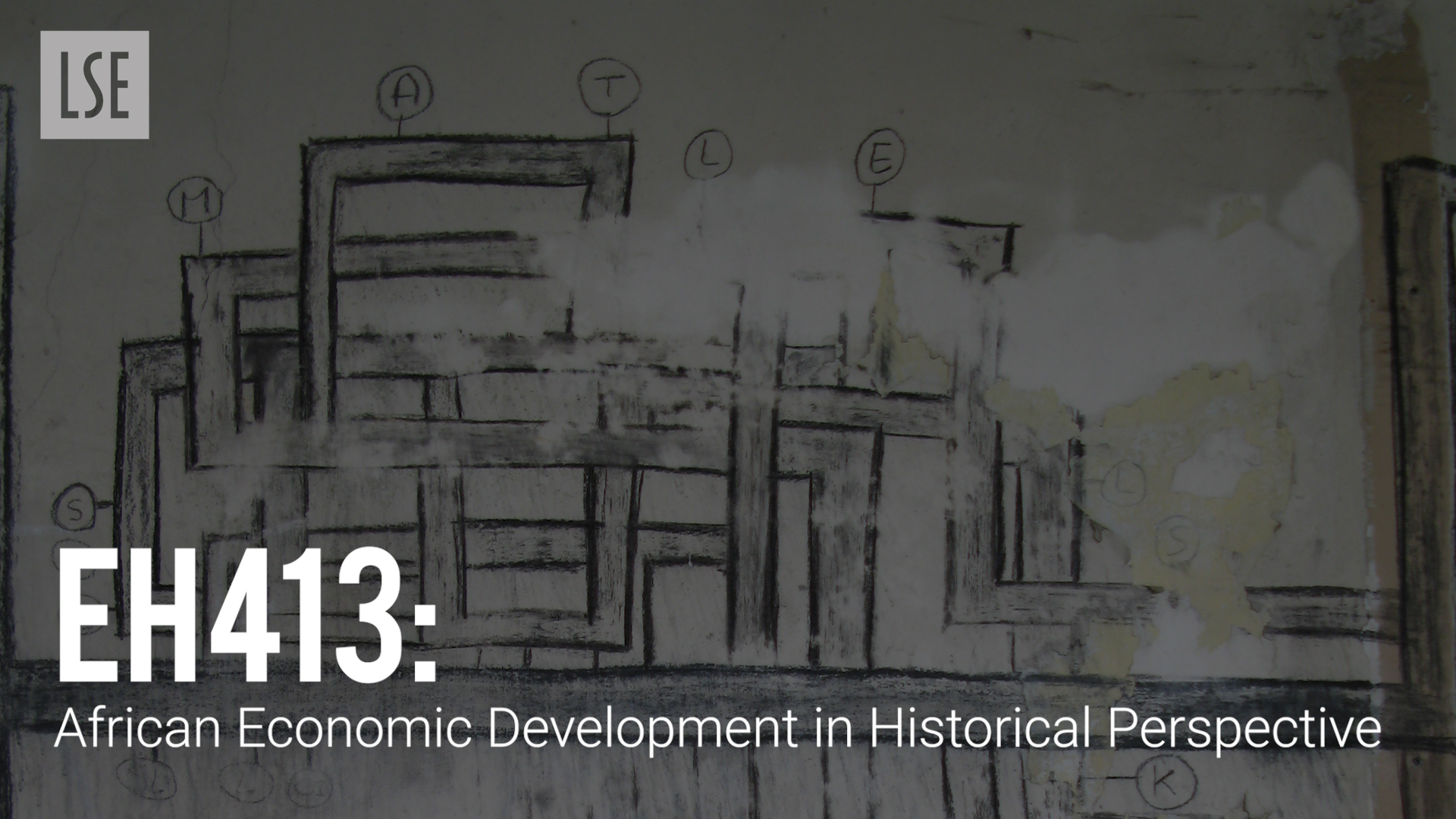 EH413 - African Economic Development in Historical Perspective