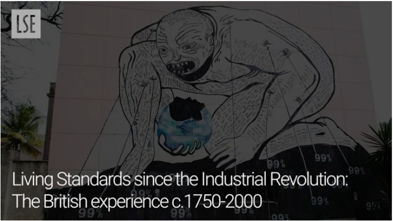 Living Standards since the Industrial Revolution: The British experience c.1750-2000