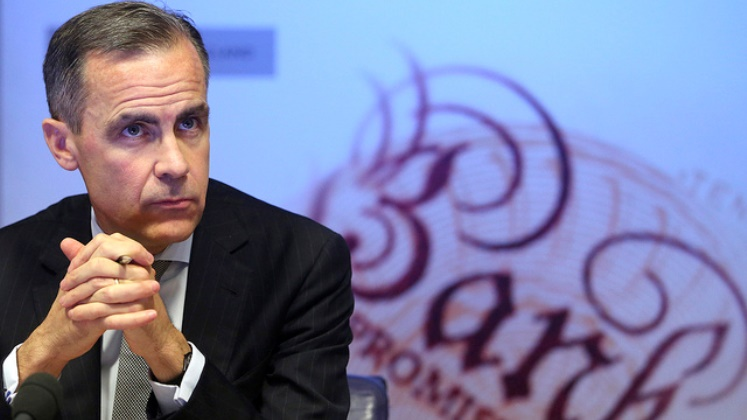 Mark Carney c Chris Ratcliffe Bloomberg