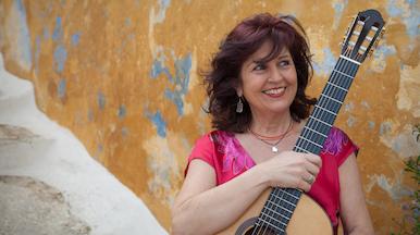 Eleftheria Kotzia (guitar)