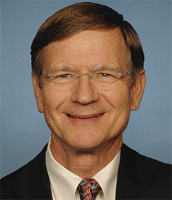 Letter to Congressman Lamar Smith in regard to the testimony given by Dr Bjorn Lomborg to the House Committee on Science, Space, and Technology