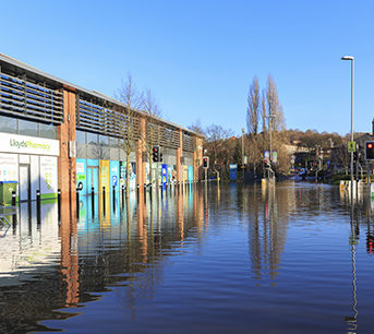 Economic impacts of flooding in the UK