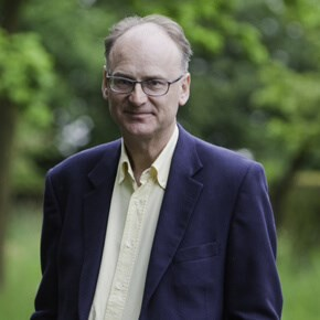 Matt Ridley (Photo credit: John Watson)