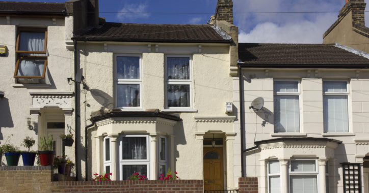 Heating Homes Do Energy Saving Measures Reduce Consumption In Social Housing