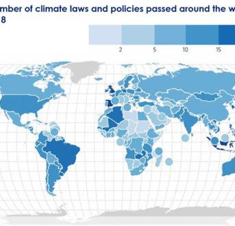 Global trends in climate change legislation and litigation: 2018 snapshot