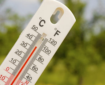 Comment on new figures showing increase in deaths in England during hot weather this year