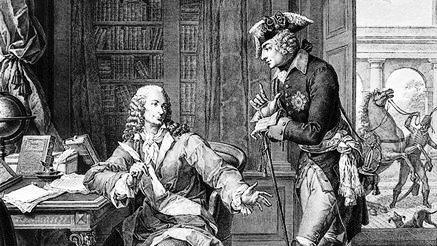 Voltaire essay universal history