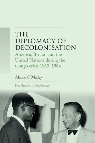 OMalleyDiplomacyDecolonisationBookCover