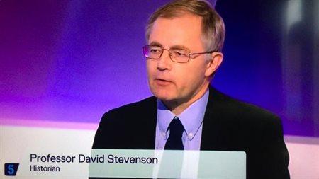 Professor David Stevenson