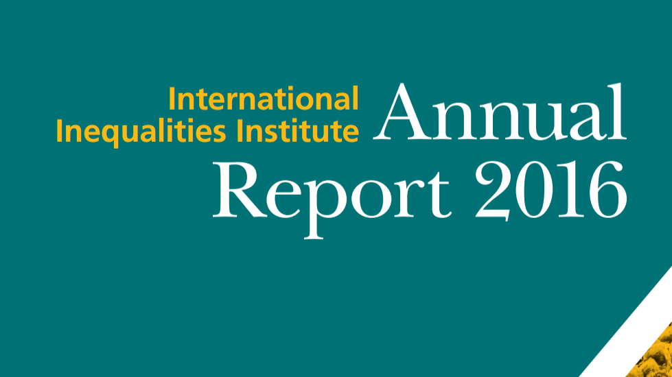 III Annual Report cover 16 9