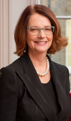 photo Julia Gillard