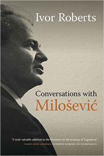 Book cover- Milosevic