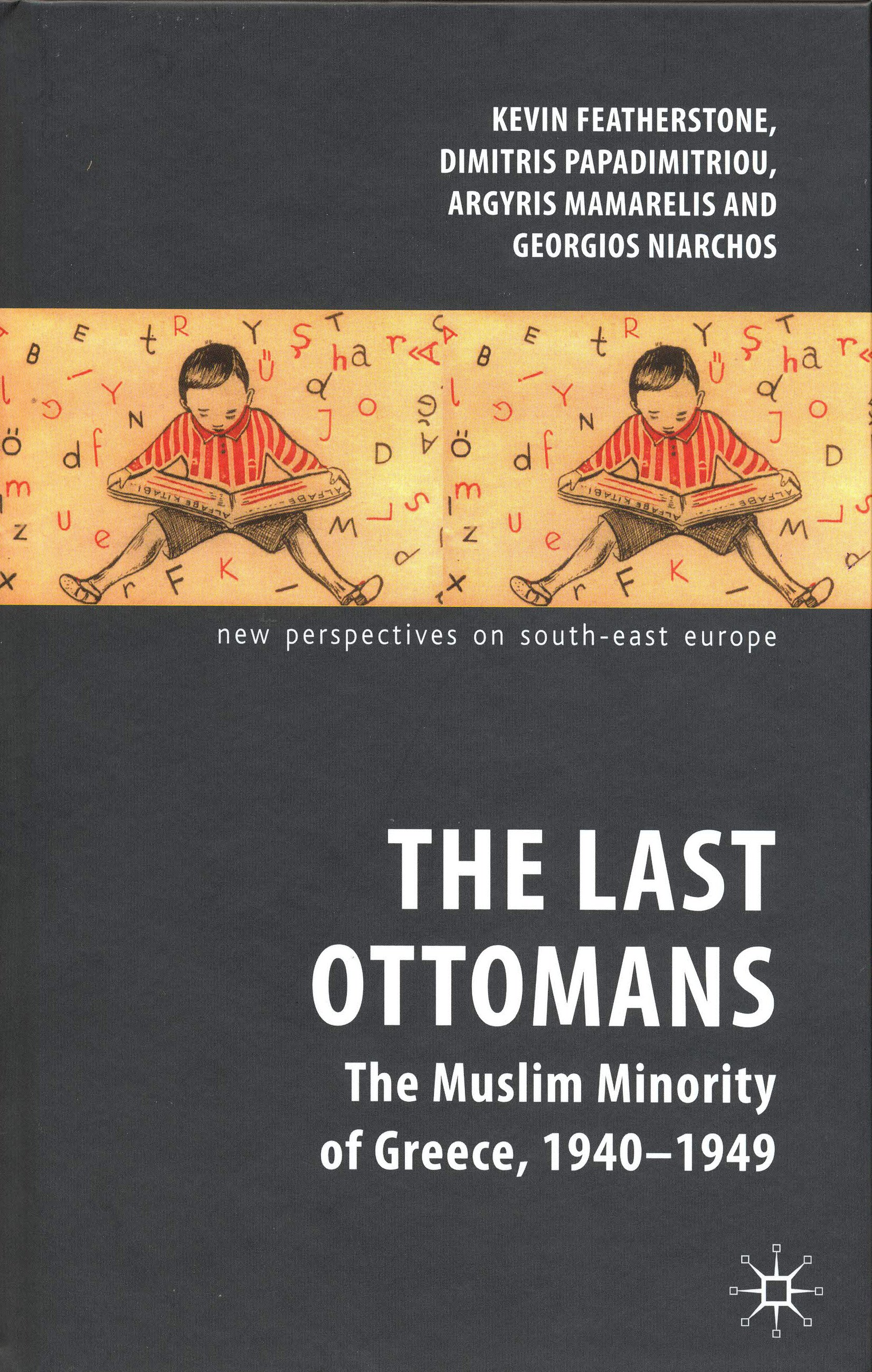 The Last Ottomans cover