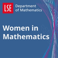 Women in Maths logo