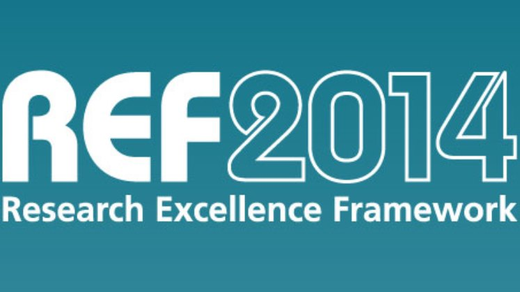 Research Excellence Framework (REF) 2014 Logo