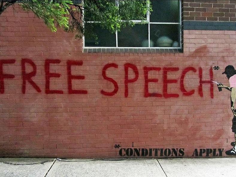 Do safe spaces threaten free speech?