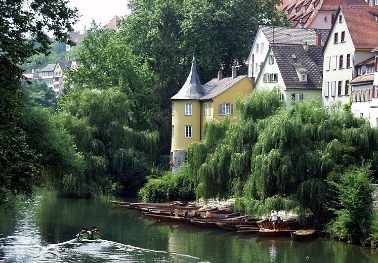 Germany-Village-Landscape 747 520