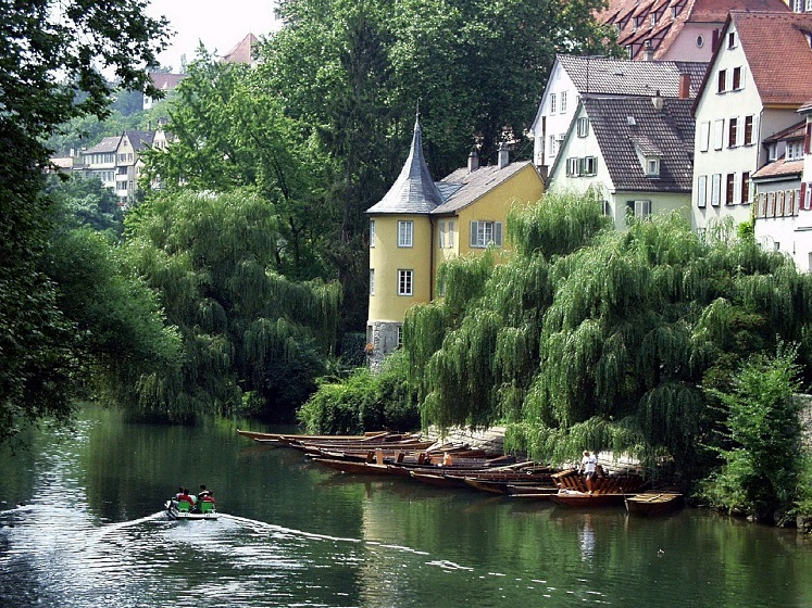 Germany-Village-Landscape 747 560