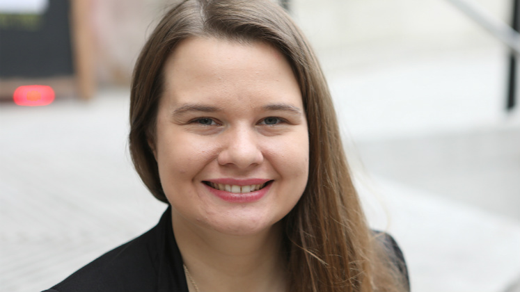 Headshot of Laura Kudrna | LSE researcher