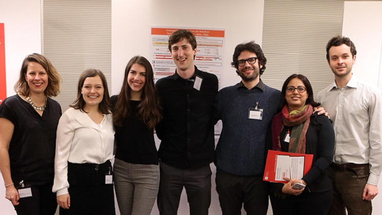Research competition winners 2019