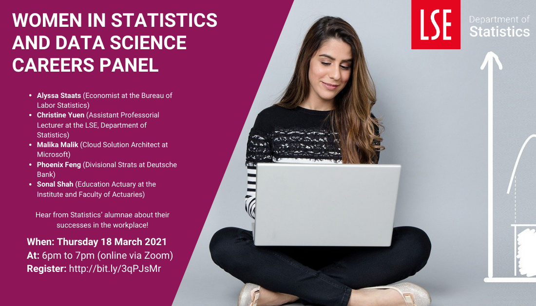 Women in Statistics Career Panel 18.03.2FINAL