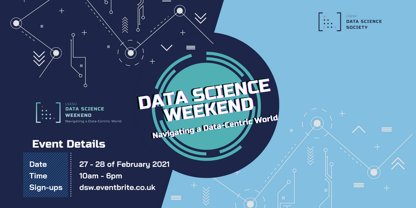 LSESU Data Science Weekend