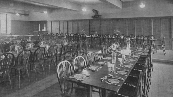 The Refectory 1930s