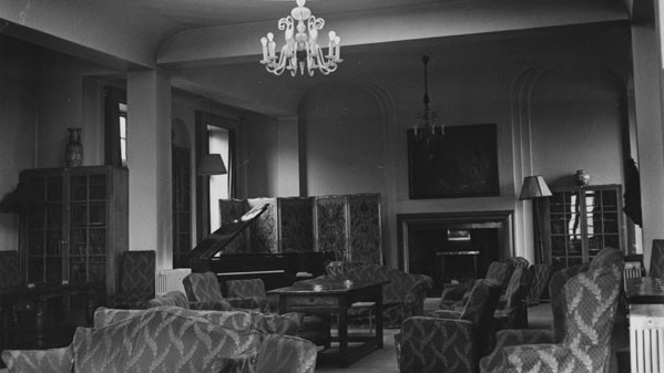 Founders' Room (now The Shaw Library) c1950s