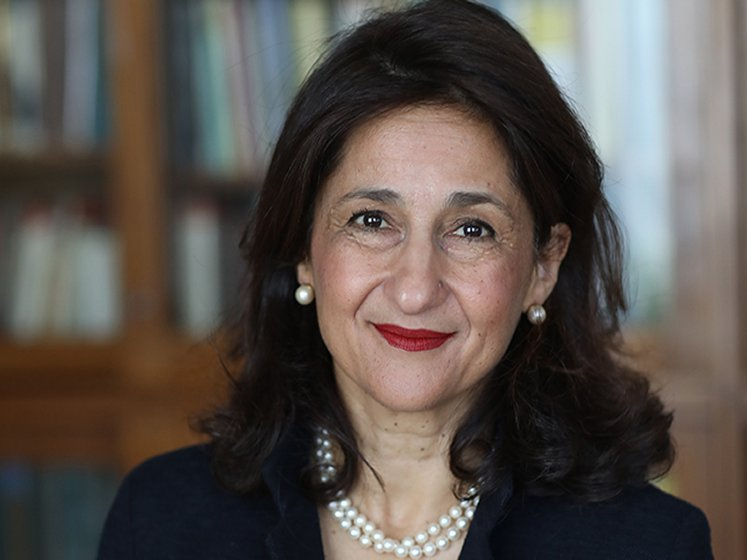 Minouche Shafik | LSE Director
