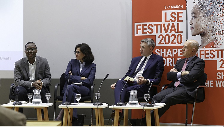 LSE Festival 2020 opening event