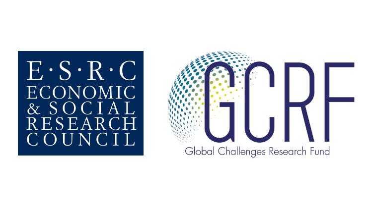 logo of ESRC GCRF