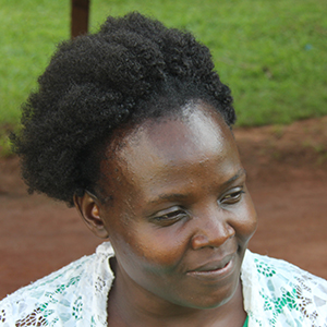 CPAID researcher Grace Akello