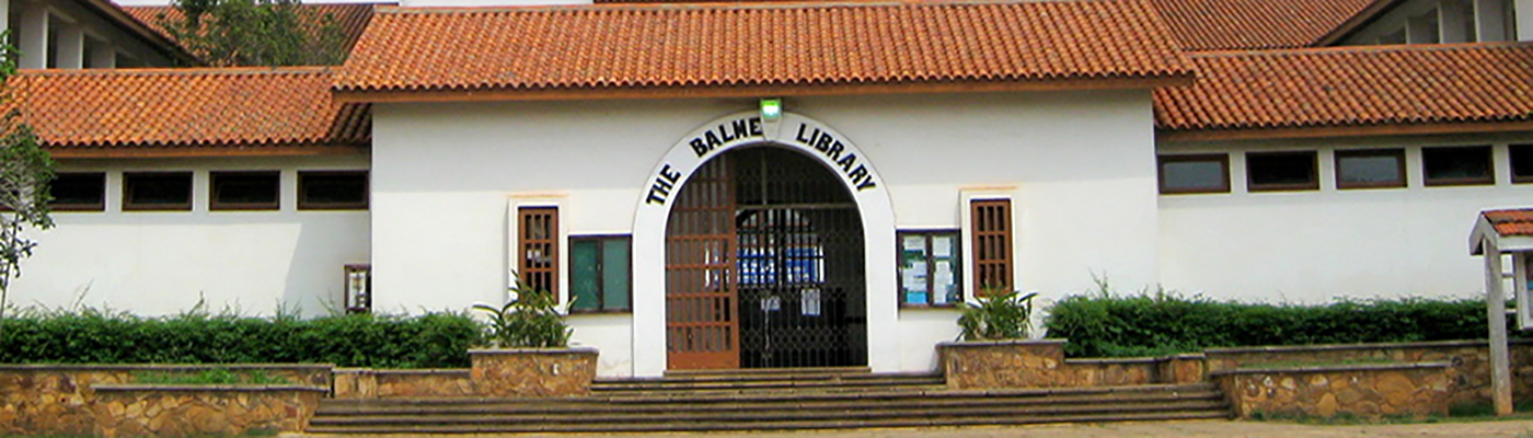 Balme Library, University of Ghana