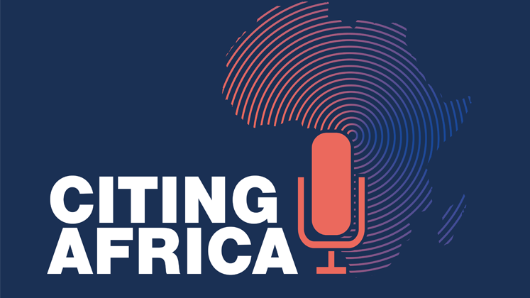 Citing Africa banner front website