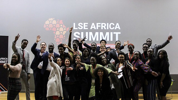 Africa Summit 2019 team