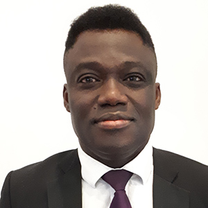 LSE Visiting Fellow, Michael Amoah