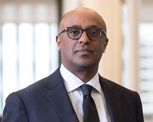 Abebe Selassie, Director of IMF Africa Department