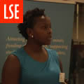 Jesca Kiplagat at 2014 Donors and Scholars