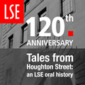 Tales from Houghton Street: an LSE oral history