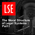 The moral structure of legal systems - part 1: positivism versus natural law