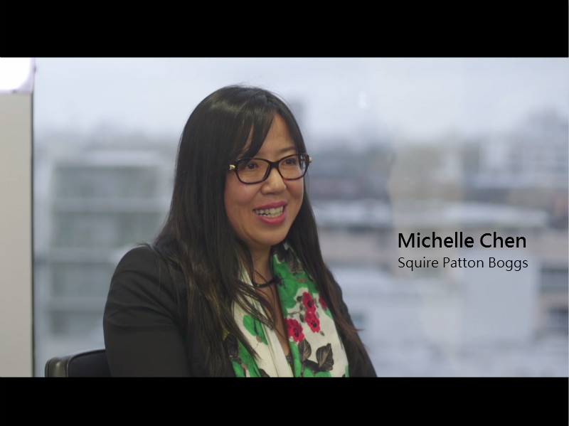 VIP Interview - Michelle Chen