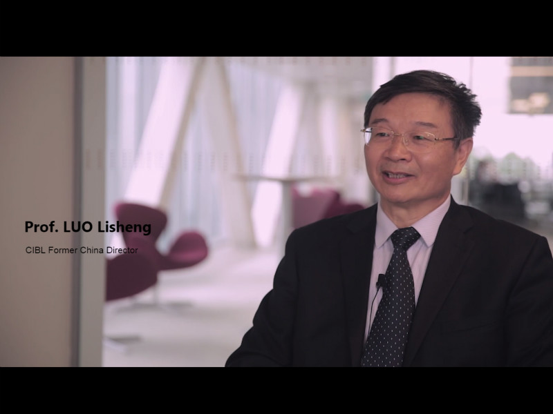 VIP Interview - Prof Luo