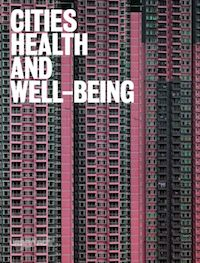 Cities Health and well being cover, LSE Cities