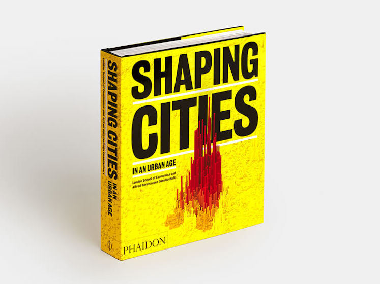Shaping Cities book