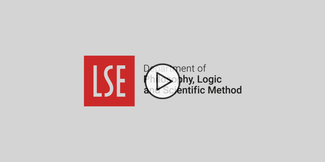 PLAY_LSE Philosophy, Logic &Scientific method