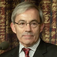 Professor Sir Christopher Pissarides