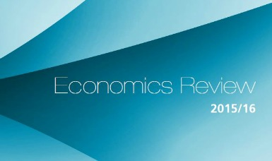 Econonmics annual review front cover