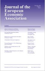 journal of european economic association